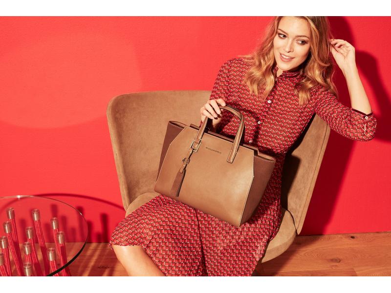 Итальянский вкус и шик. Женские сумки и аксессуары от Piquadro.