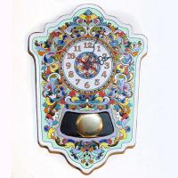 Рус-Арт Большие настенные часы с маятником 45*33 см (Ч-7003)
