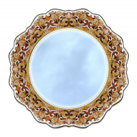 Рус-Арт Декоративное зеркало 75 см (З-7503)