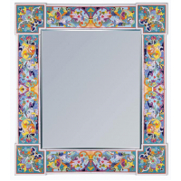 Рус-Арт Декоративное зеркало 85*75 см (З-8575)