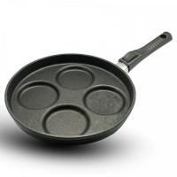 BAF Сковорода для яиц со съёмной ручкой GIGANT Newline 26 см (5001 08 26 0)