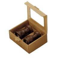 Bisetti набор мельница для перца+солонка 11,5 см темн дерево (53/53ST)