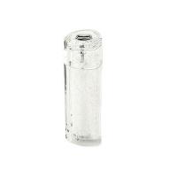 Bisetti мельница для соли 15 см прозрачная акрил (9820S)