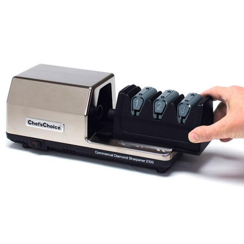 CC2100 Chef's Choice электрическая  точилка для ножей (CH/2100)