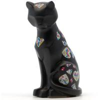 Creationes Nadal Статуэтка Кошка черная (763214 )