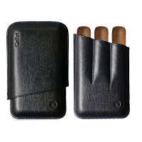 Colibri of London Футляр для 3 сигар (C-10030CC)