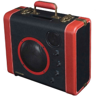 Виниловый проигрыватель-ретро Crosley Soundbomb (CR8008A-BK)
