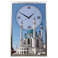Династия Настенные часы из песка Казань (03-200)