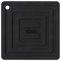 Lodge Подставка квадратная 15 см. черная. (AS6S11)