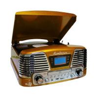 Playbox проигрыватель Montreux / orange (PB-106D)