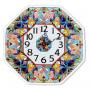 Рус-Арт Большие настенные часы восьмиугольные 37*37 см (Ч-6010)