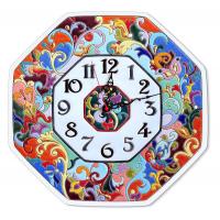 Рус-Арт Большие настенные часы восьмиугольные 37*37 см (Ч-6013)