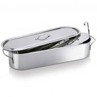 BEKA Жаровня для запекания рыбы из нержавеющей стали 50 см Ovenware (14700024)