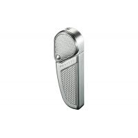 Colibri of London Зажигалка Revolution Satin Silver / Satin Silver Accent (CB QTR-397002E)