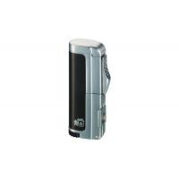 Colibri of London Зажигалка Paradigm Dark Gunmetal / Satin Silver (CB QTR-417003Е)