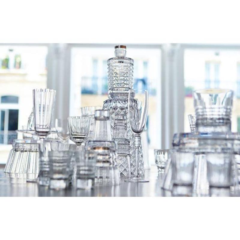 Cristal d'Arques Paris Хрустальная ваза 27 см Macassar (L8169)