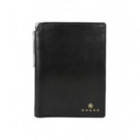 Cross Бумажник для документов Concordia Black с ручкой Cross, черный (ACC1494_2-1)