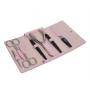 Erbe Solingen Маникюрный набор 7 пр. розовый Rainbow Pastell (9195ER)