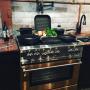 Gastrolux Сковорода-гриль с антипригарным покрытием, съемная ручка, 28 см,  Cookware, (A428)