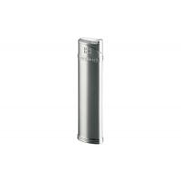 G2802 Givenchy зажигалка пьезо / silver satin