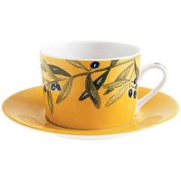 Guy Degrenne Фарфоровая чайная чашка