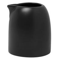 GUY DEGRENNE Молочник черный фарфор Mat Black (150485)