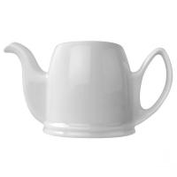 GUY DEGRENNE Чайник заварочный на 4 чашки без крышки, фарфор белый White (189947)
