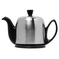 GUY DEGRENNE Чайник заварочный на 4 чашки нерж.сталь Mat Black (211992)