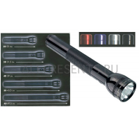Maglite фонарь 5D на 5 батарей D