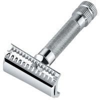 Merkur Станок Т-образный для бритья серебристый (9037001)