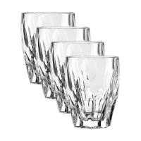 Nachtmann Набор хрустальных стаканов для виски 4 пр. Sphere (93626)