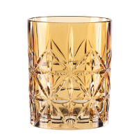 Nachtmann Хрустальный стакан для виски 0.34 л оранжевый Highland (97441)