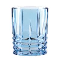 Nachtmann Хрустальный стакан для виски 0.34 л голубой Highland (97442)