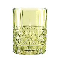 Nachtmann Хрустальный стакан для виски 0.34 л зеленый Highland (97444)