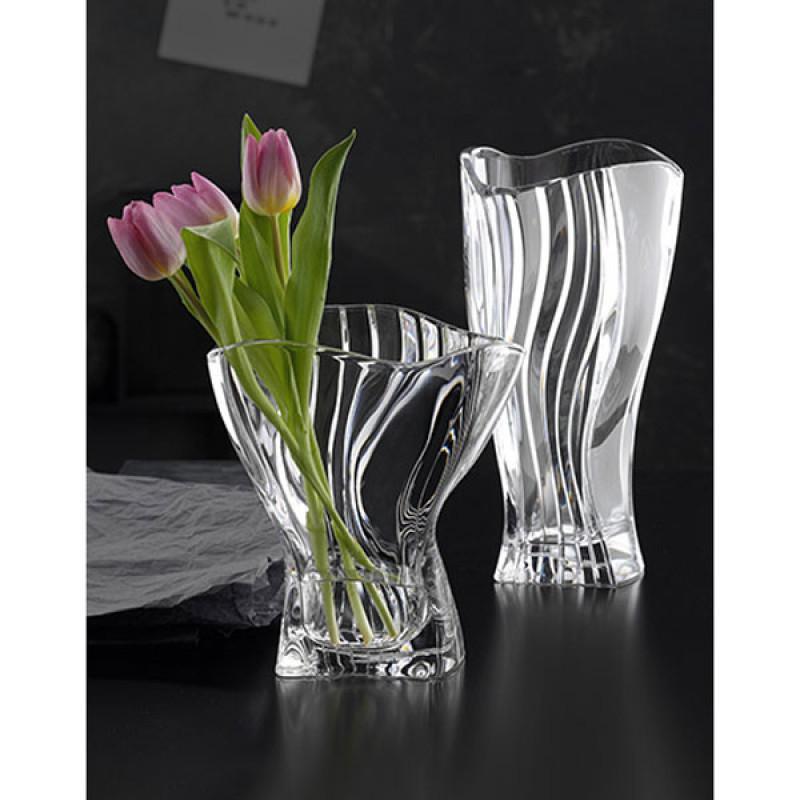 Nachtmann Хрустальная ваза для цветов 22.3 см Curve (99439)