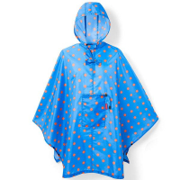 Reisenthel Дождевик Mini maxi azure dots 141 см Mini maxi (AN4058)