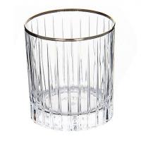 Same Набор хрустальных стаканов для виски 6 пр. платина Пиза (SM2109_SAL)