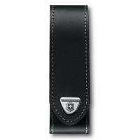 Victorinox Чехол Ranger Grip нат.кожа петля черный (4.0505.L)