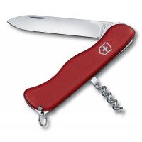 Victorinox швейцарский перочинный нож ALPINEER_x000D_ 111мм 5 функций красный (0.8323)