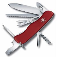 Victorinox швейцарский перочинный нож OUTRIDER_x000D_ 111мм 14 функций красный (0.8513)