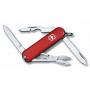 Victorinox швейцарский перочинный нож Rambler_x000D_ 58мм 10 функций красный (0.6363)