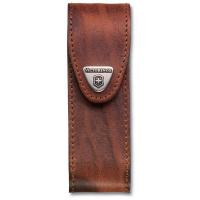 Victorinox Чехол Leather Belt Pouch нат.кожа петля коричневый (4.0547)
