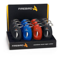 Colibri of London Гильотина Firebird V-cut (12 штук в упаковке) (UFX300)