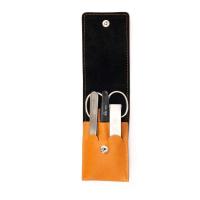 Erbe Маникюрный набор 4 предмета  коричневый (9115ER)