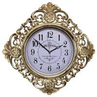 Galaxy Настенные часы ромбовидные (Y-730-BK)