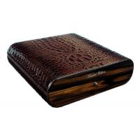 GENTILI Хьюмидор на 25 сигар Limited Edition (SV20-Croco-Dark)