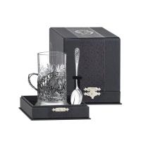 Кольчугинский мельхиор Набор для чая