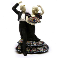 Nadal Статуэтка Baile flamenco (Танец фламенко) (763206)